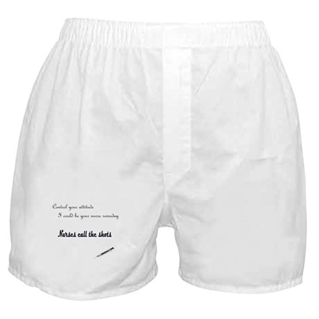 Nursing Designs Boxer Shorts
