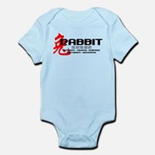 Year of The Rabbit Infant Bodysuit