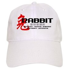 Year of The Rabbit Baseball Cap