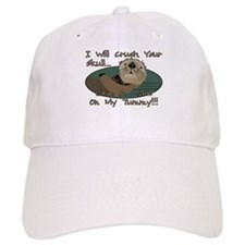 Otter Skull Crush Baseball Cap