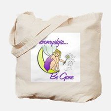 Fibromyalgia Be Gone Tote Bag