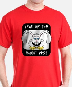 1951 Year of The Rabbit 1951 T-Shirt