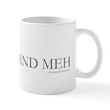 Mice and Meh Mug