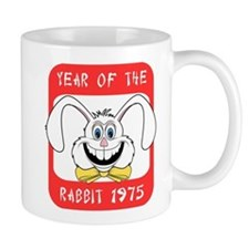 1975 Year of The Rabbit 1975 Small Mug