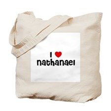 I * Nathanael Tote Bag