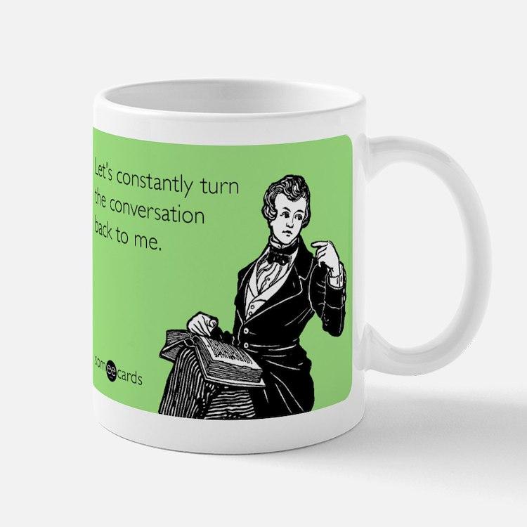 Turn The Conversation Mug