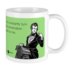 Turn The Conversation Mug
