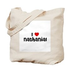 I * Nathanial Tote Bag