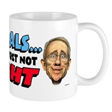 Liberals Just Not Right Mug