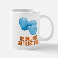Greek The Small Ones Give The Best Burn Mug