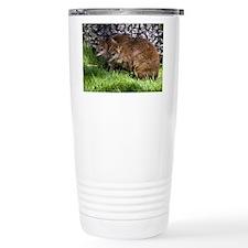 Wallabies Travel Mug