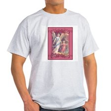 Guardian Angel Guide Ash Grey T-Shirt