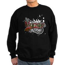 Munro Tartan Grunge Sweatshirt