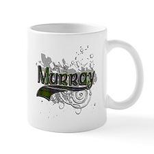 Murray Tartan Grunge Mug