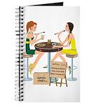 Packers Sushi Girls Journal