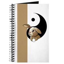 Journal Brown Rabbit 2Dots