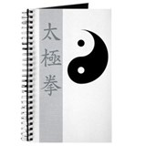 Yin yang Journals & Spiral Notebooks