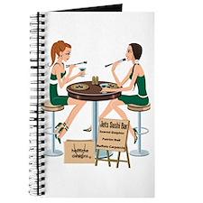 Jets Sushi Girls Journal