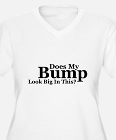 Does my Bump Look Big in this T-Shirt