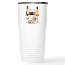 Steelers Sushi Girls Travel Mug