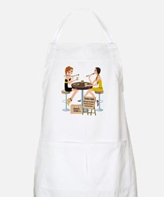 Steelers Sushi Girls Apron