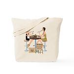 Saints Sushi Girls Tote Bag