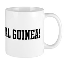 Go Equatorial Guinea! Mug