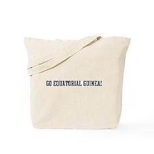 Go Equatorial Guinea! Tote Bag