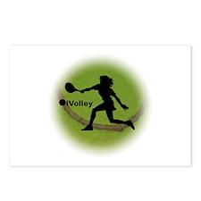 iVolley Tennis Postcards (Package of 8)