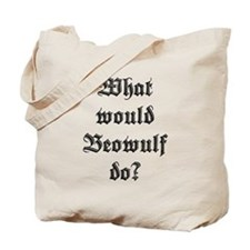 Cool What would jesus do Tote Bag