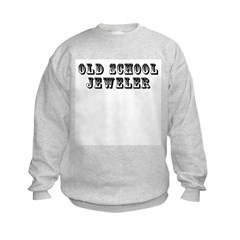 Old School Jeweler Sweatshirt