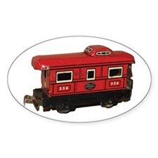 Caboose Decal