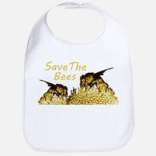 Save The Bees Bib