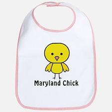 Maryland Chick Bib