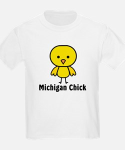 Michigan Chick T-Shirt