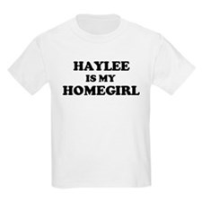 Haylee Is My Homegirl Kids T-Shirt