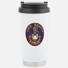 USS BEATTY Travel Mug