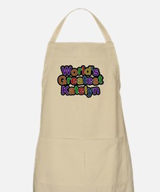 Worlds Greatest Katelyn Light Apron