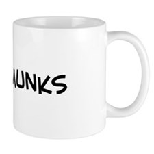I Love Chipmunks Mug