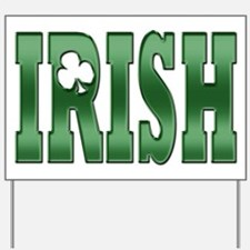 Irish Pride Yard Sign