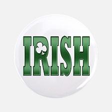"""Irish Pride 3.5"""" Button"""