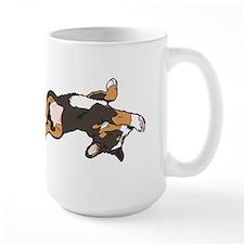 Sleeping Bernese Mountain Dog Mug