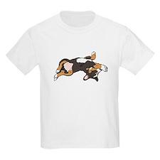 Sleeping Bernese Mountain Dog T-Shirt