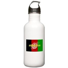 Afghanistan Flag Extra Sports Water Bottle