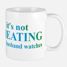 Husband Watches... Mug