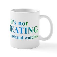 Husband Watches... Mug