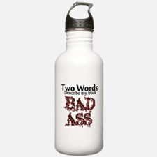 Cute Bad ass Water Bottle
