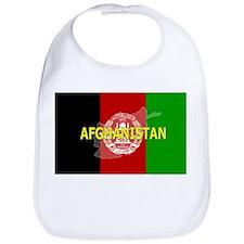 Afghanistan Flag Extra Bib