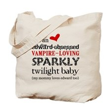 Sparkly Twilight Tote Bag