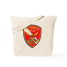 San Francisco Police Dive Tea Tote Bag